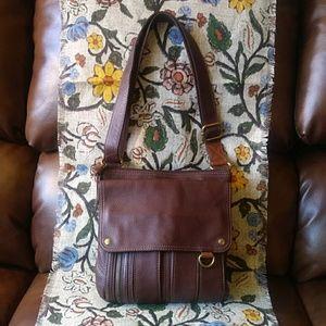 FOSSIL Morgan Traveler Bag